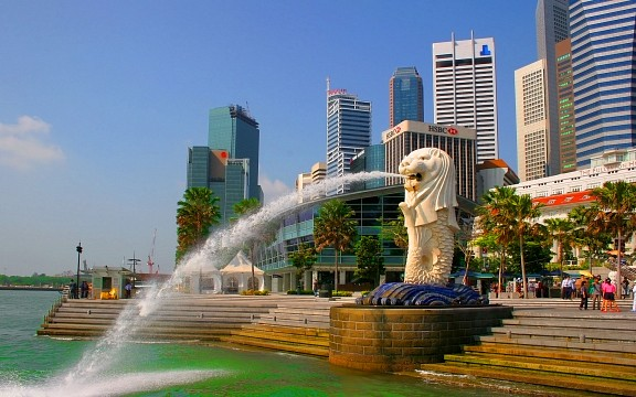 Merlion,
