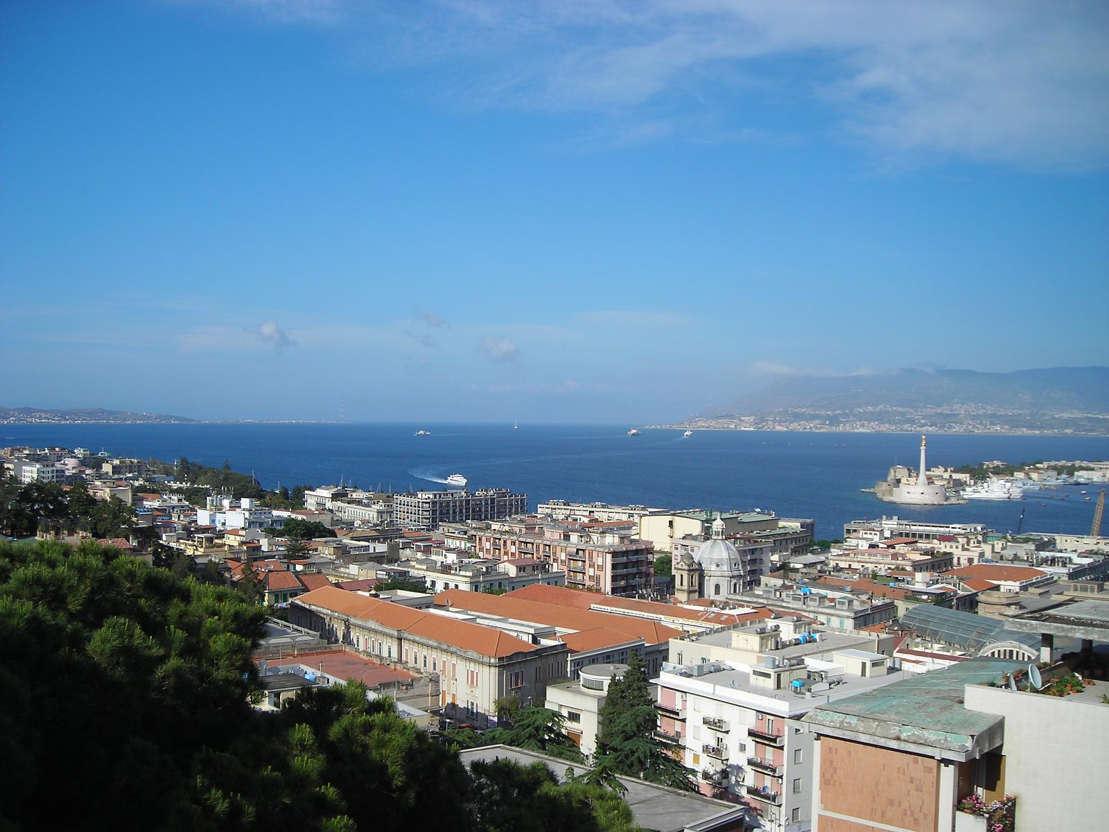 Messina - Town in Sicily - Sightseeing and Landmarks ...
