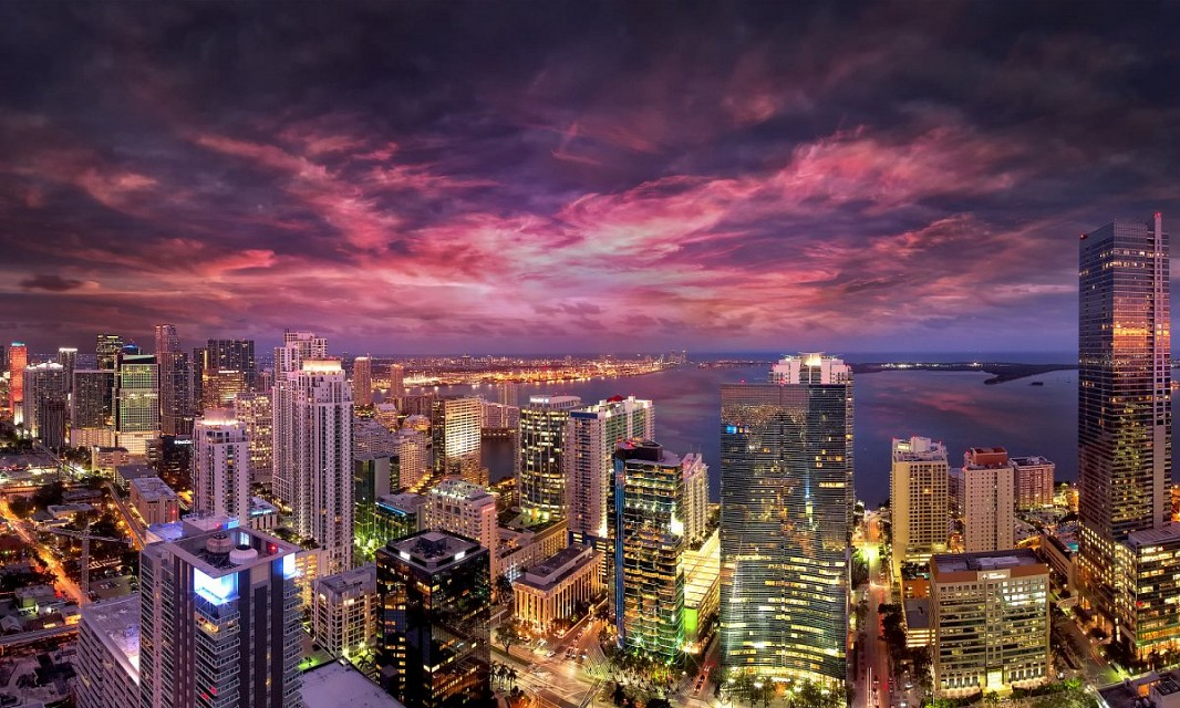Miami City In Florida Sightseeing And Landmarks