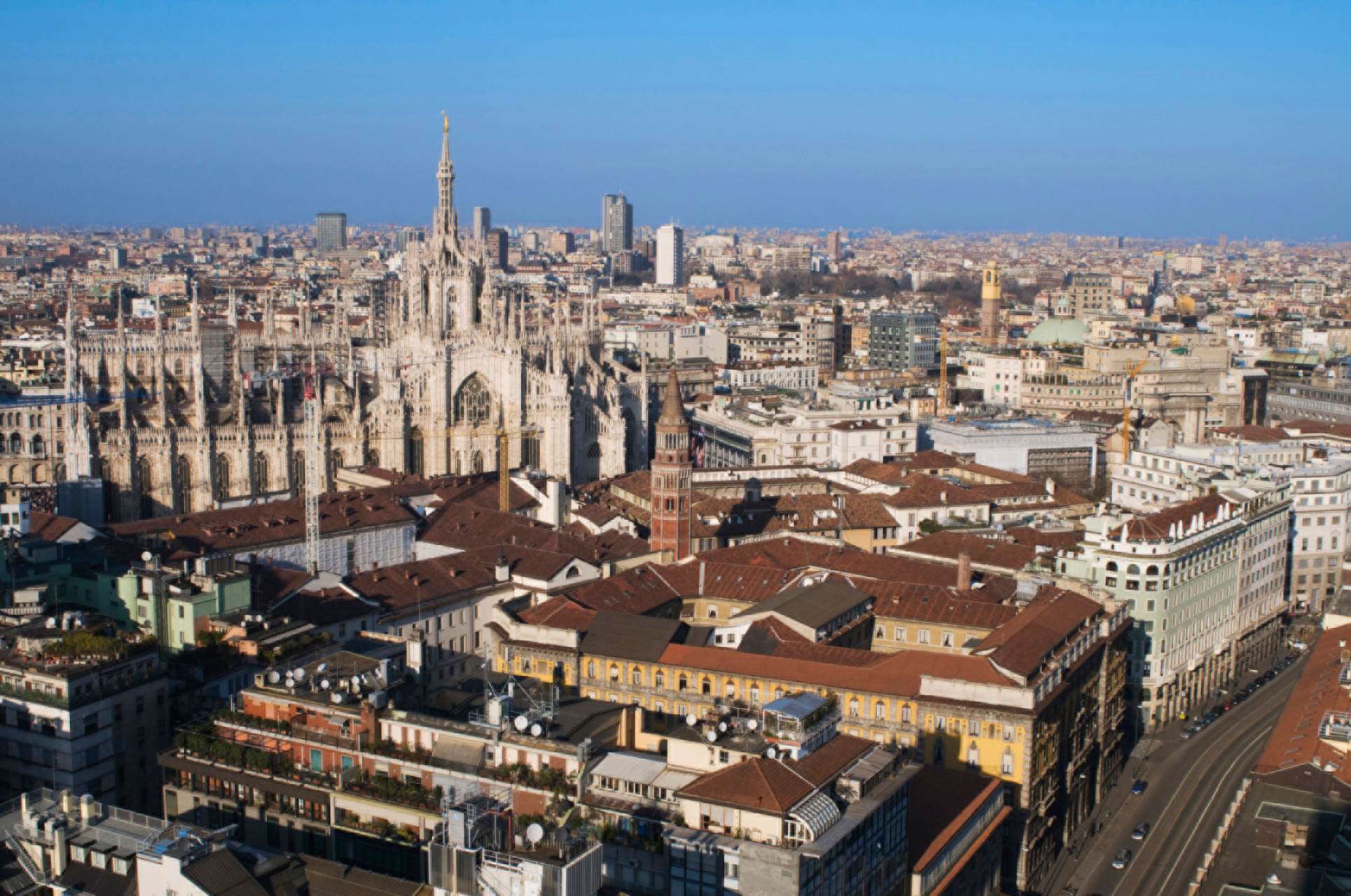 Milan city in italy sightseeing and landmarks for Best places in milan