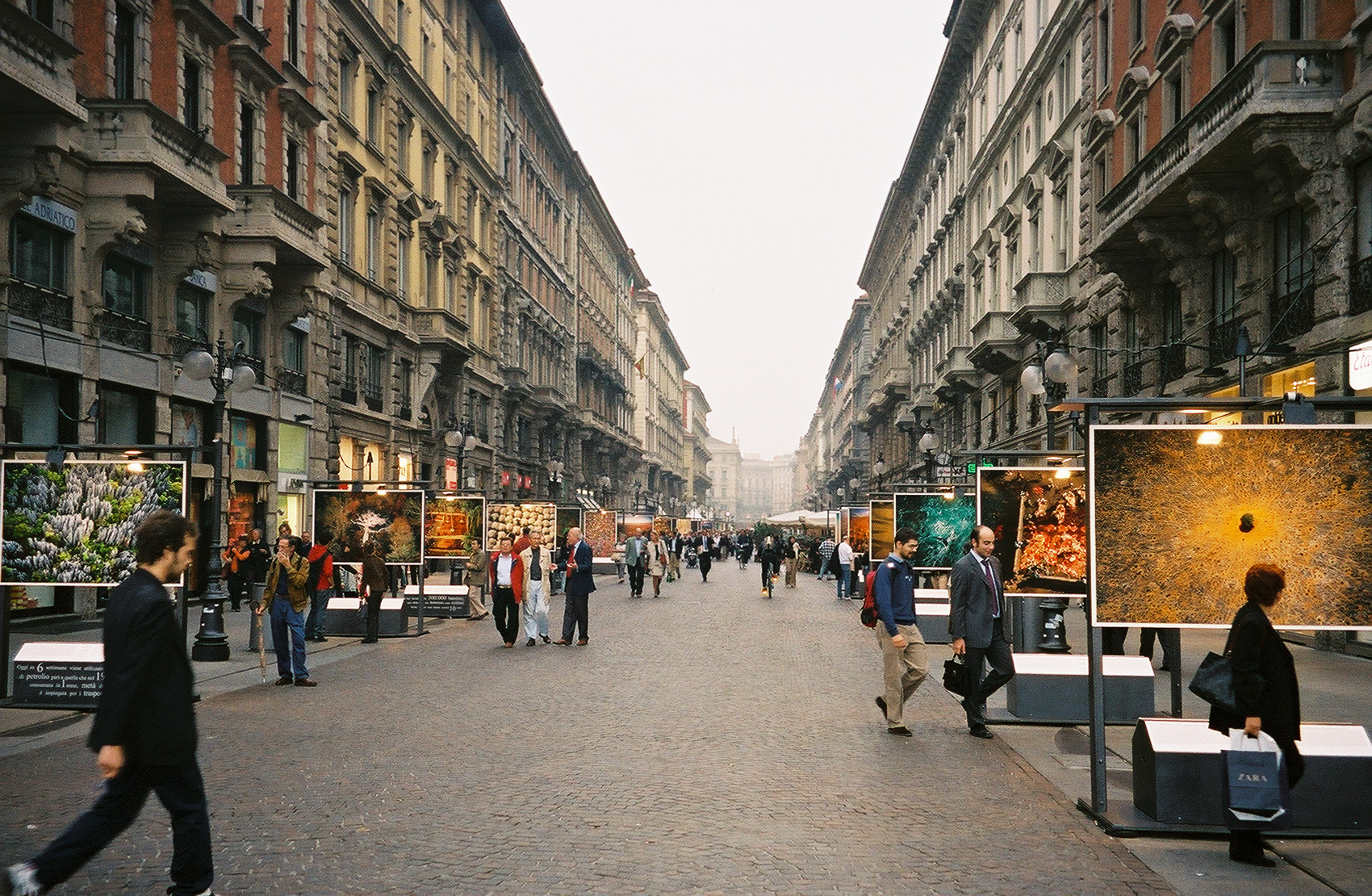Milan City In Italy Sightseeing And Landmarks