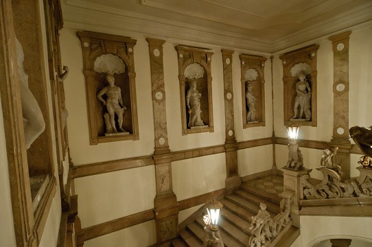 Marble Hall - Mirabell Palace