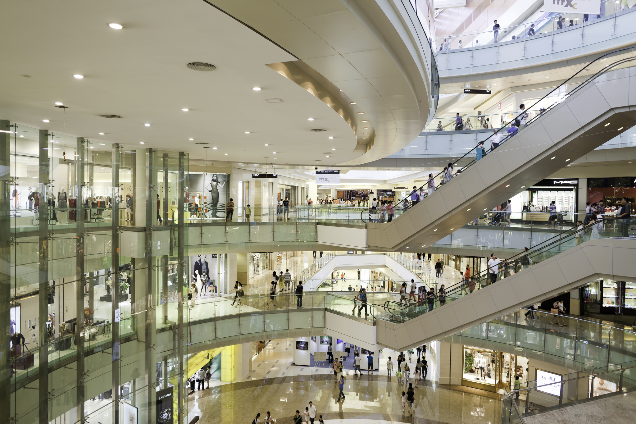 Mixc shopping mall shopping mall in shenzhen thousand wonders - Home design mall ...