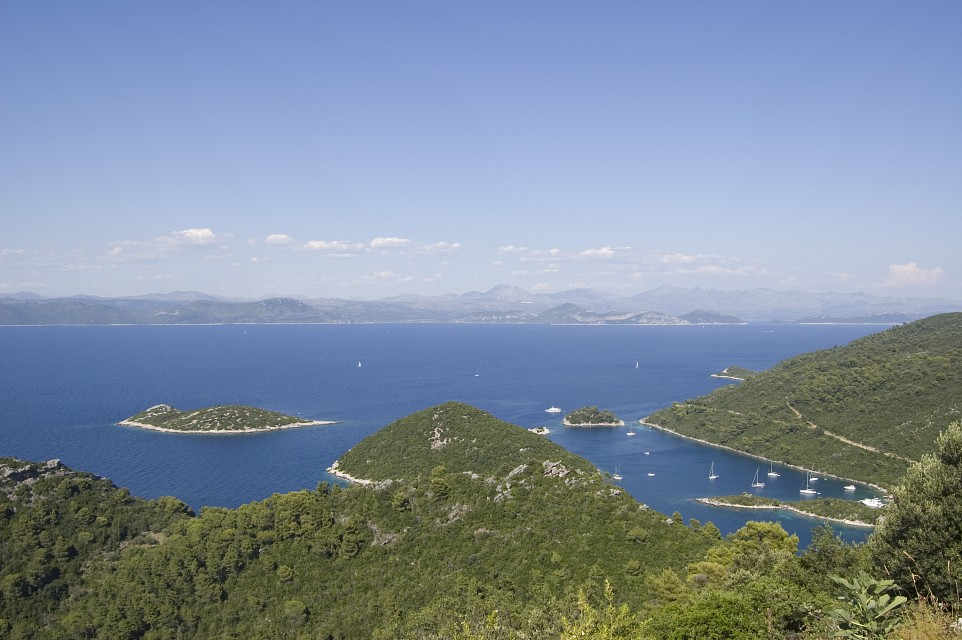 Mljet Island In Croatia Thousand Wonders
