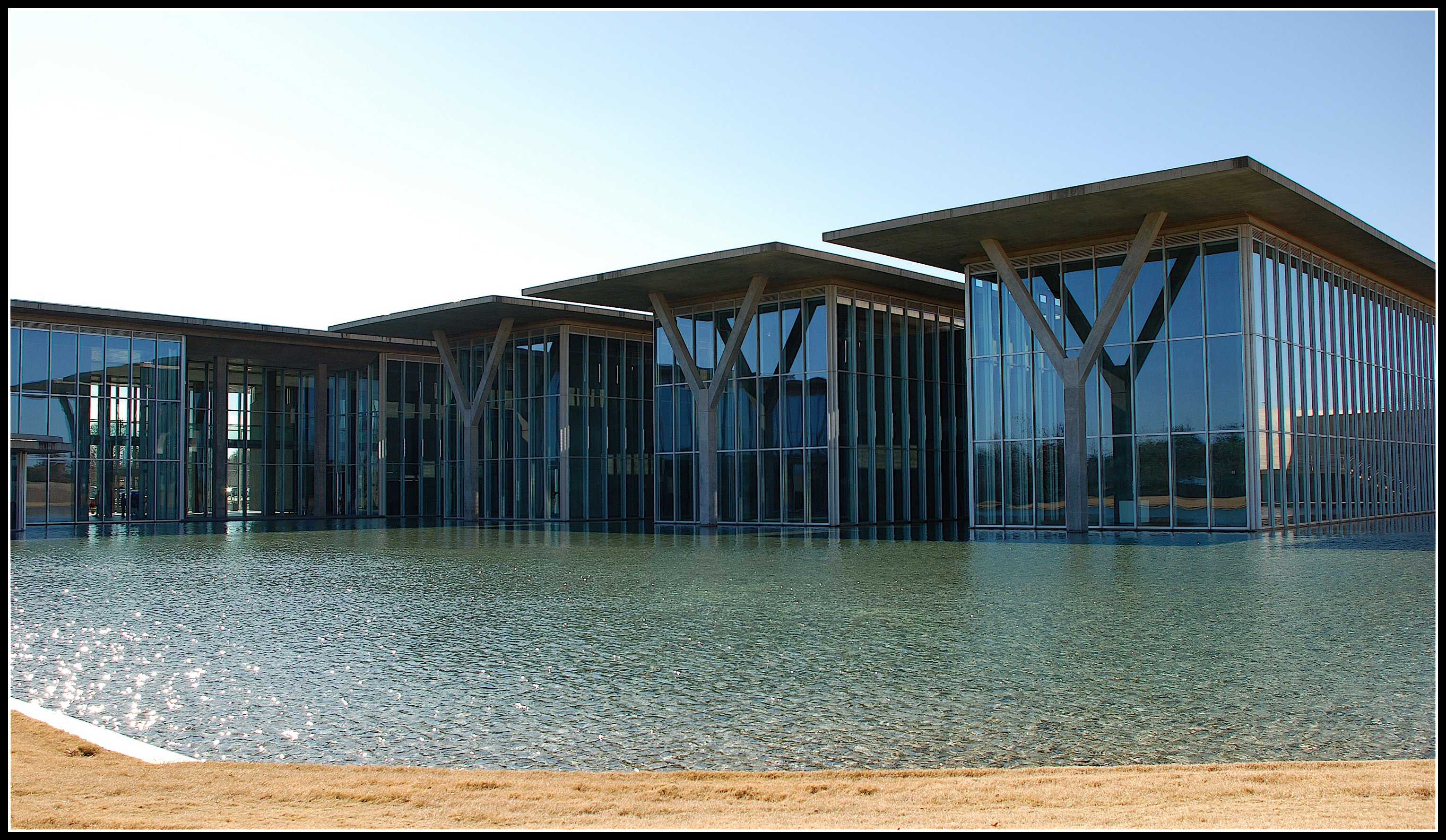 ^ Modern rt Museum of Fort Worth - Museum in Fort Worth - housand ...