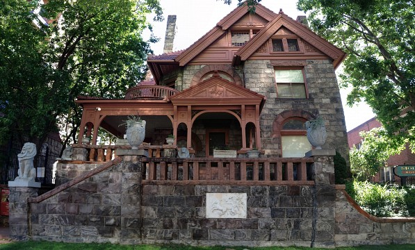 The Historic Home of Molly Brown - Molly Brown House