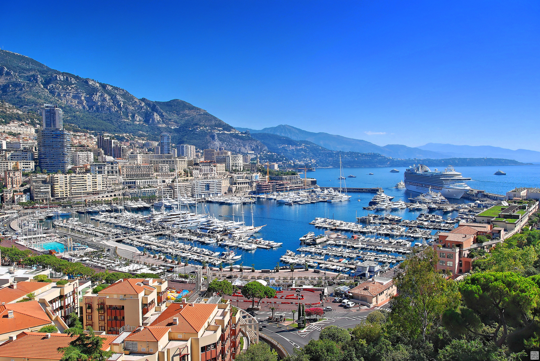 Monaco Town In Europe Sightseeing And Landmarks