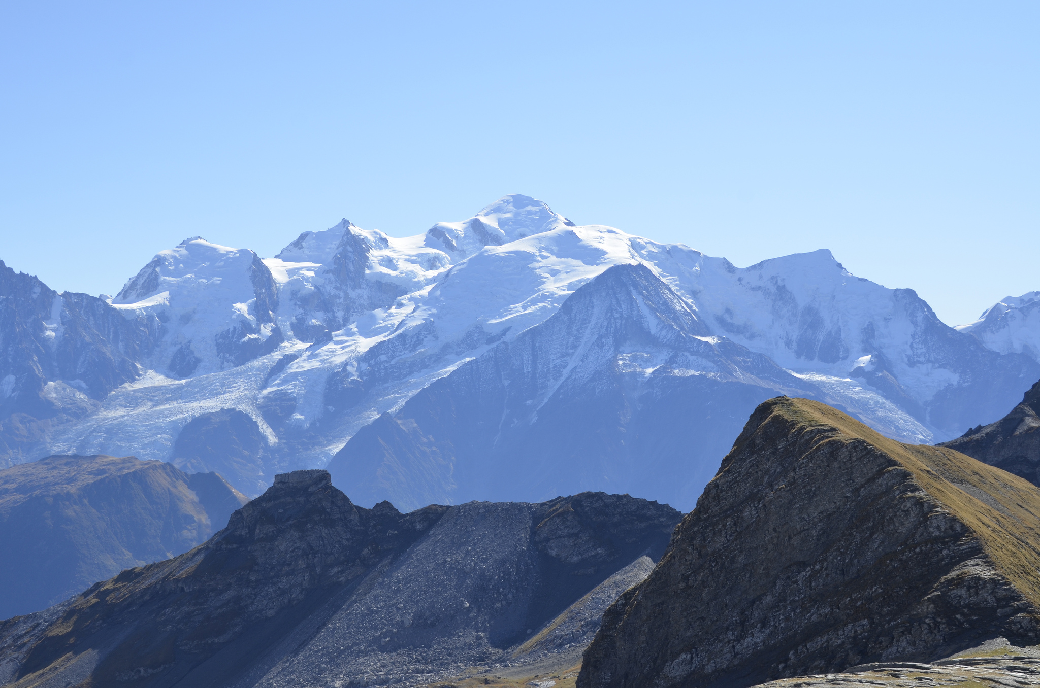 Mont Blanc - Mountain in France - Thousand Wonders