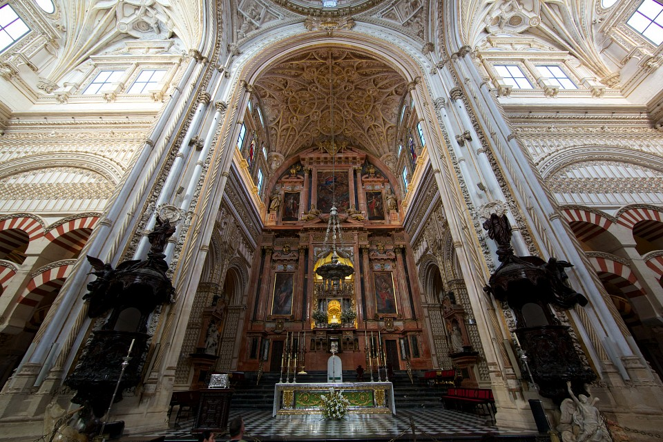 Mezquita-Catedral, The Cathedral and former Great Mosque of Córdoba, Spain - Mosque–Cathedral of Córdoba