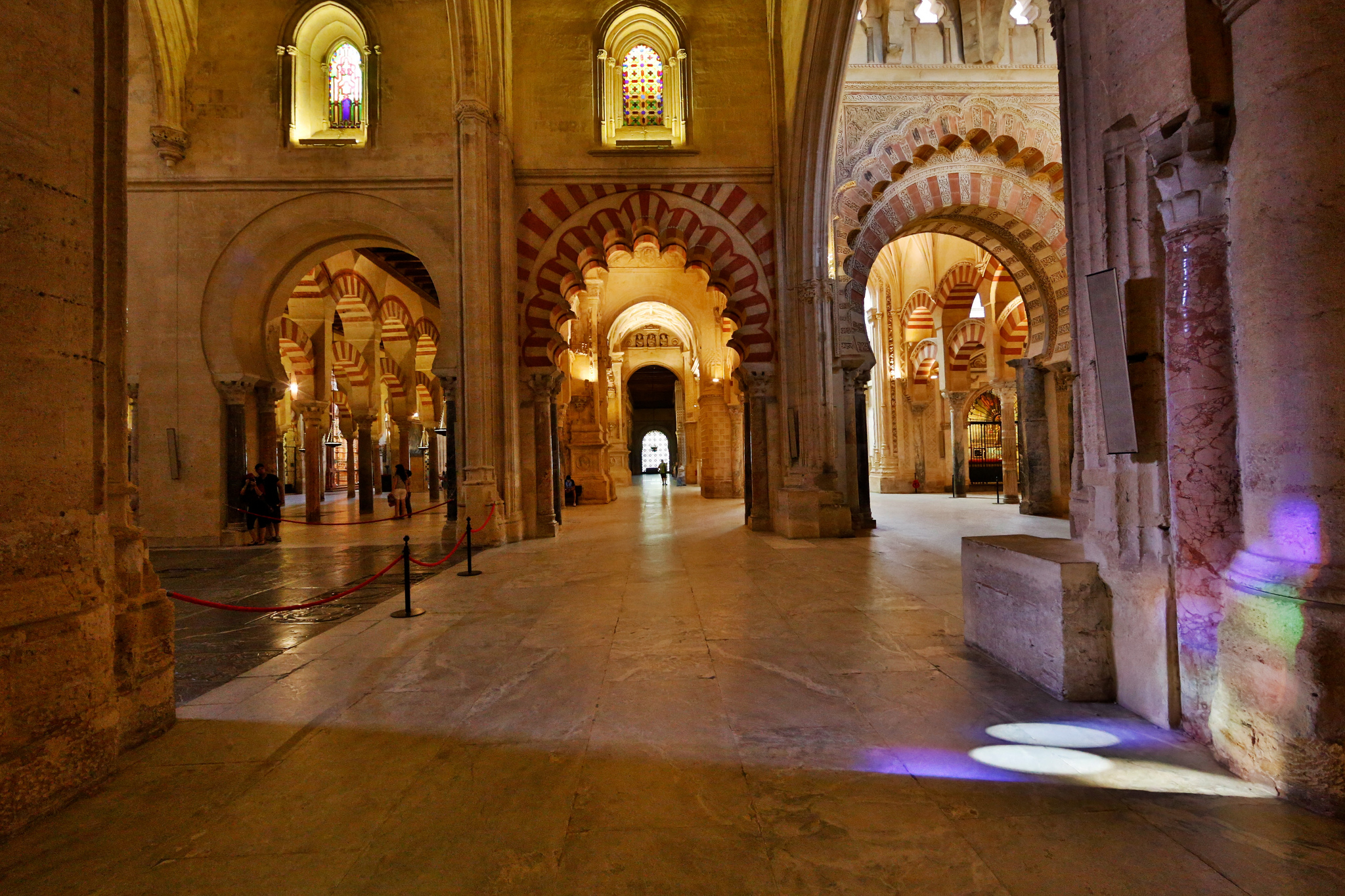 great mosque at cordoba in spain The great mosque of cordoba is a religious tourism in cordoba, spain firstly, the building is a chatedral named visigohts st vincent, with the onset of the barbarian invasions of the 6th century, roman society on the iberian peninsula crumbled, and cordoba fell to the visigoths in 572.