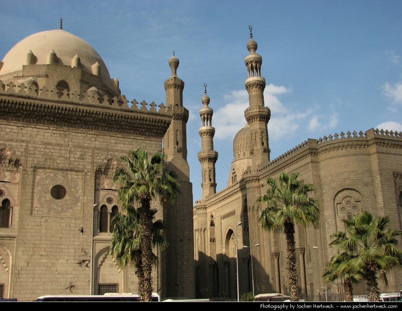 Mosque Madrassa Of Sultan Hassan, Cairo, Egypt   Mosque Madrassa Of Sultan