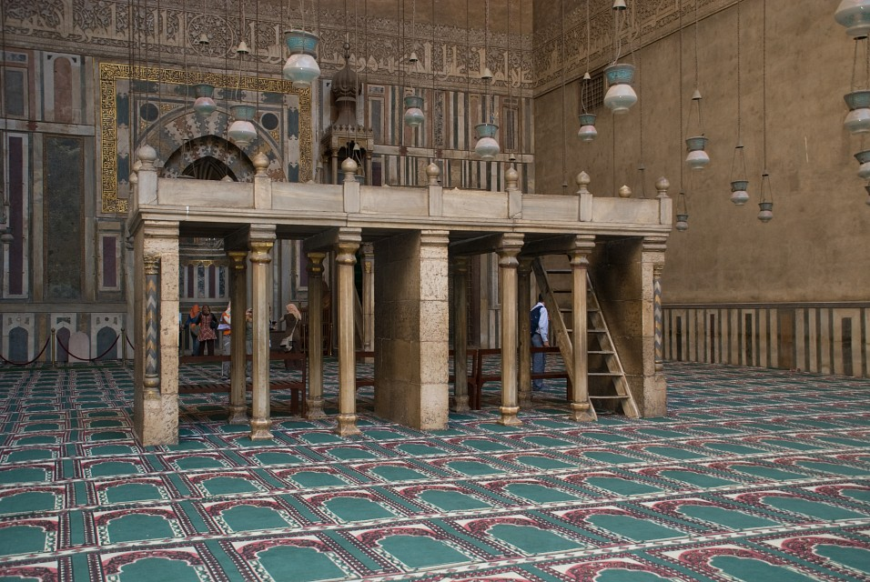 Sultan Hassan's Mosque - Mosque-Madrassa of Sultan Hassan