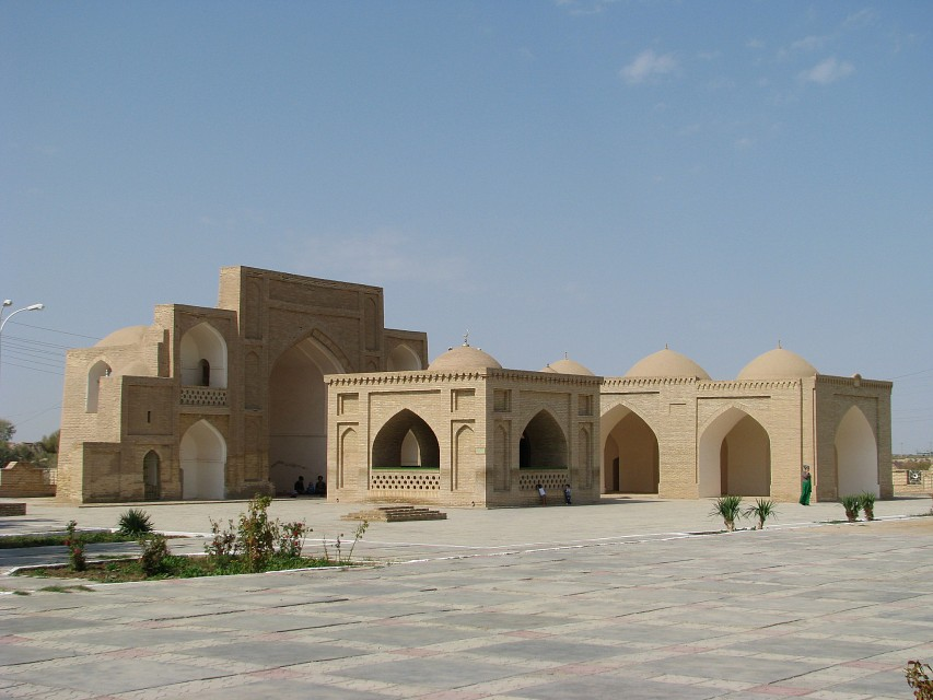 Mosque Of Yusuf Hamadani