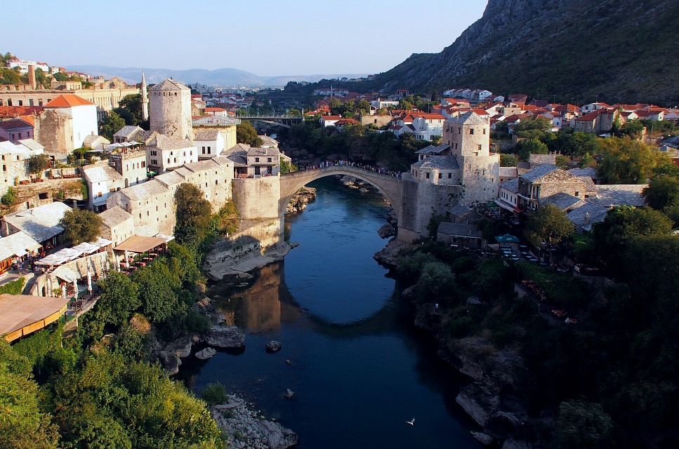 Classic Mostar View - Mostar