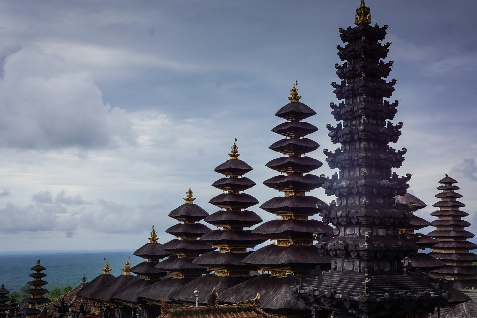 Mother Temple, Bali - Mother Temple of Besakih