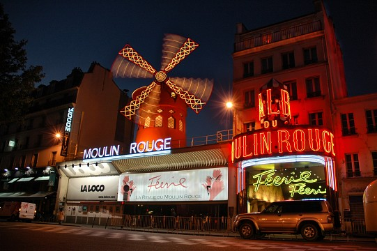 Moulin Rouge - Moulin