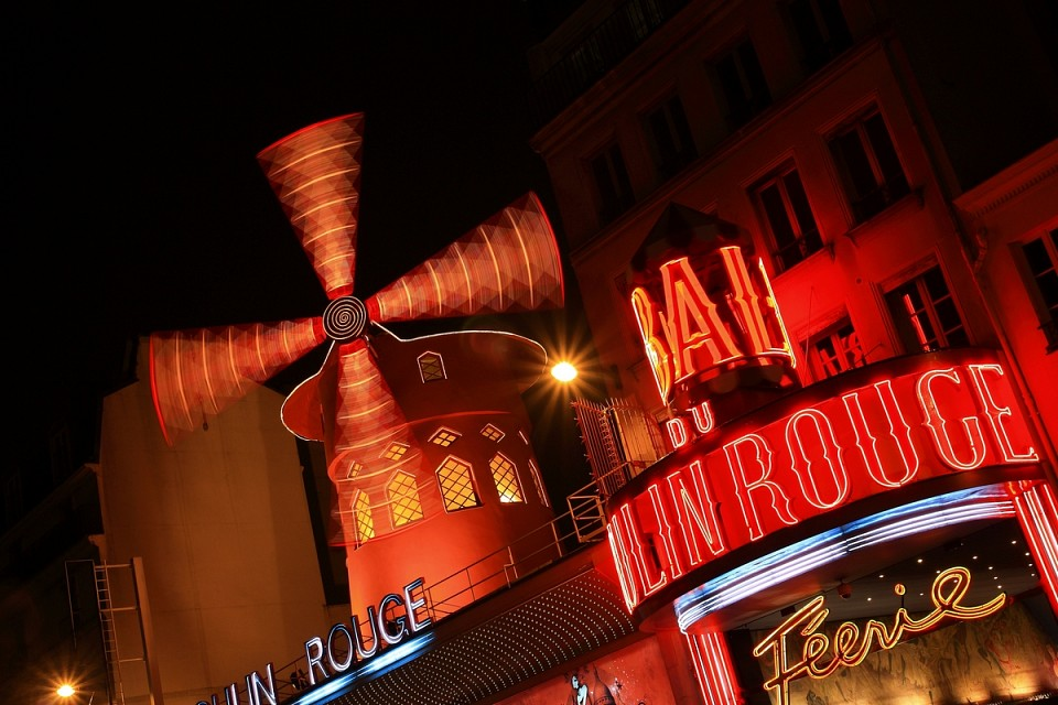 Moulin rouge - Moulin Rouge