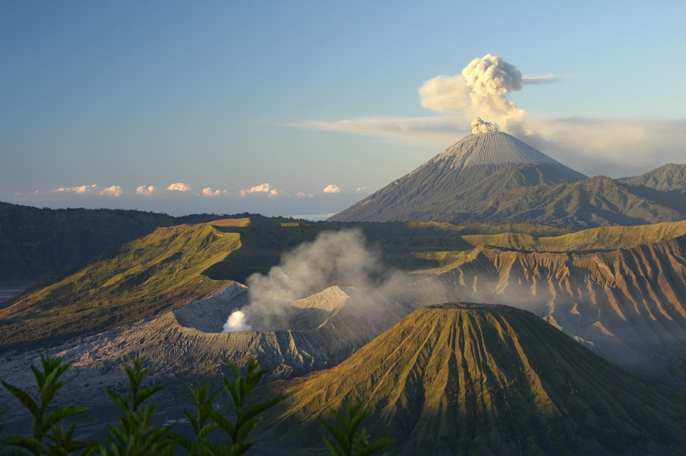 Mount Bromo, Java, Indonesia - Mount Bromo