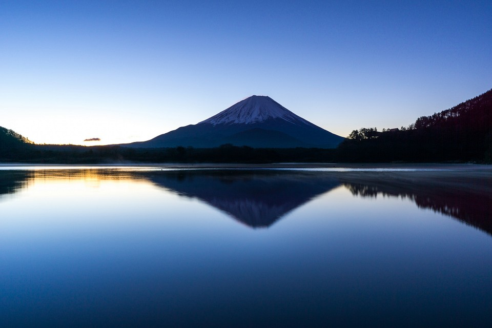 Morning of Mt.Fuji - Mount Fuji