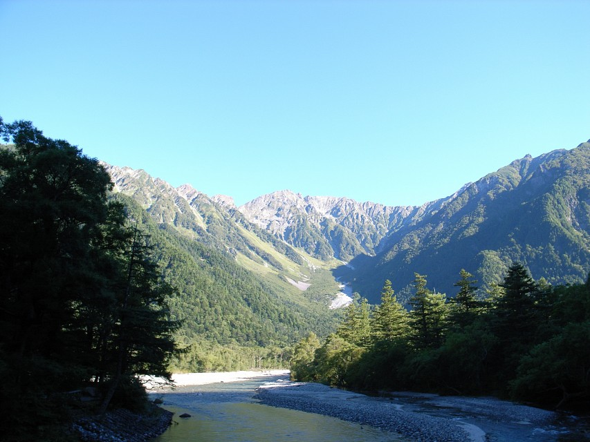 Japanese Alps Mount Hotaka 穂高縦走 8 - Mount Hotakadake