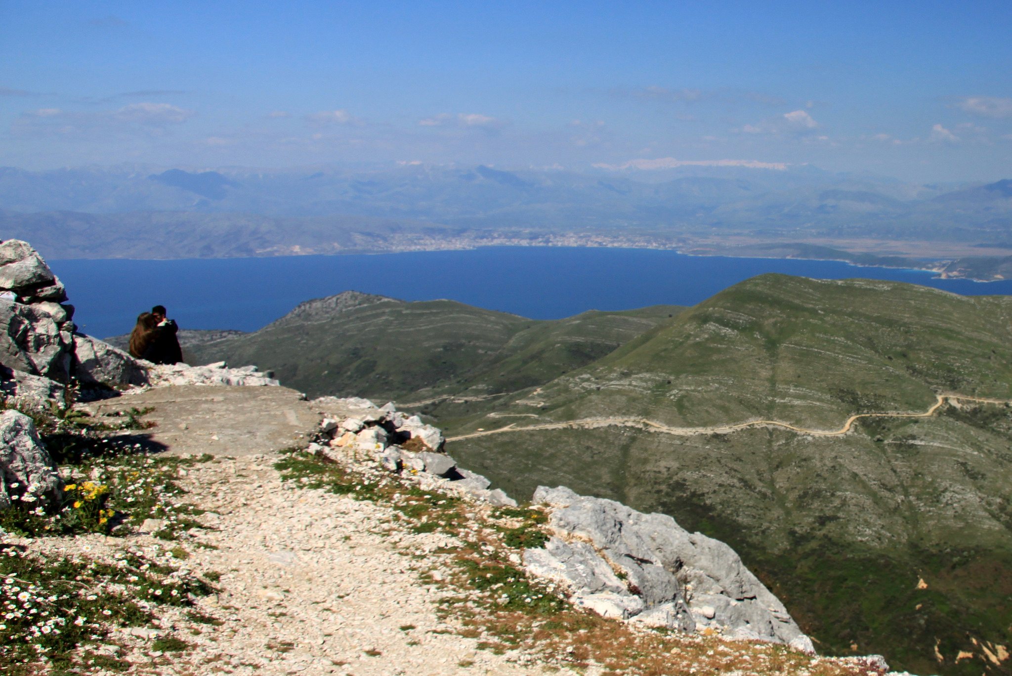 Mount Pantokrator - Mountain in Corfu - Thousand Wonders