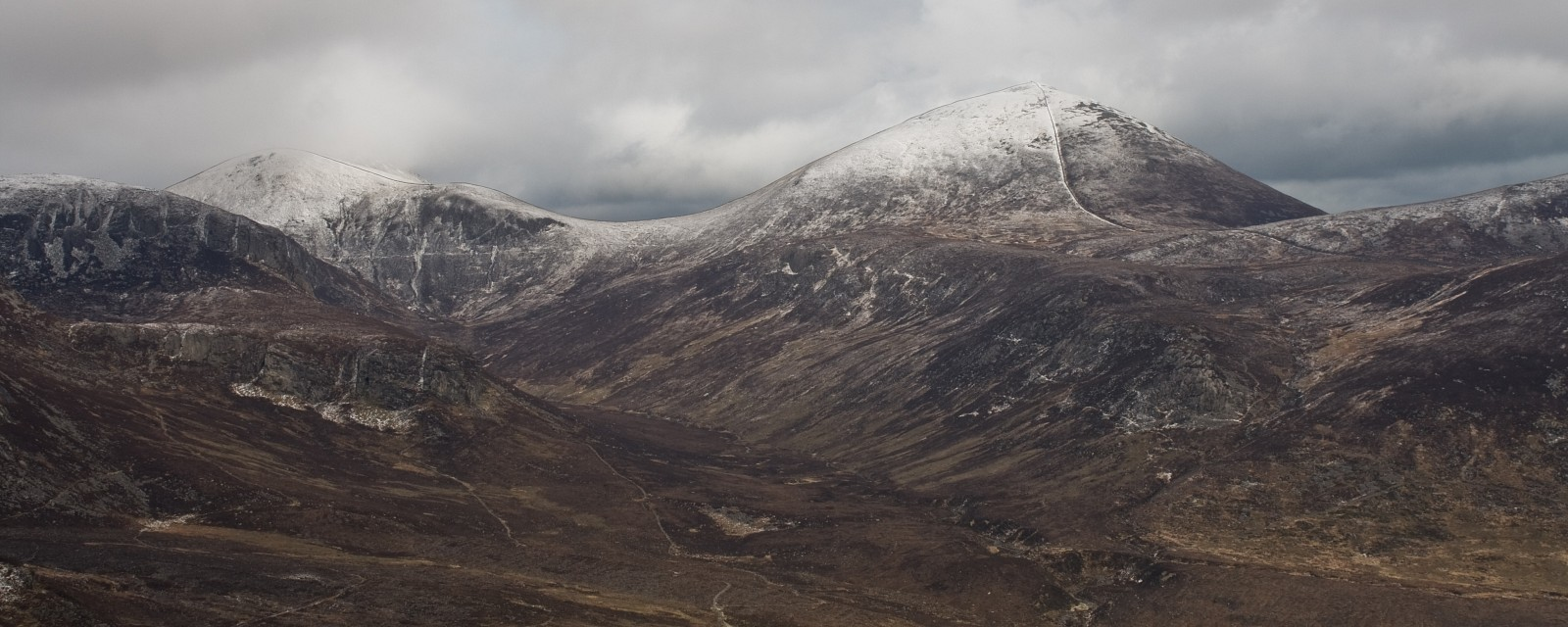 The Mournes - Mourne Mountains