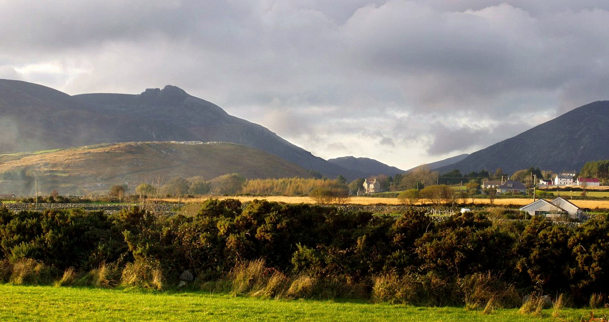 Mourne Mountains - Mourne Mountains