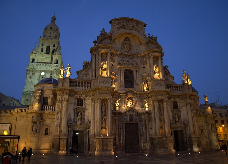 Murcia - Murcia cathedral