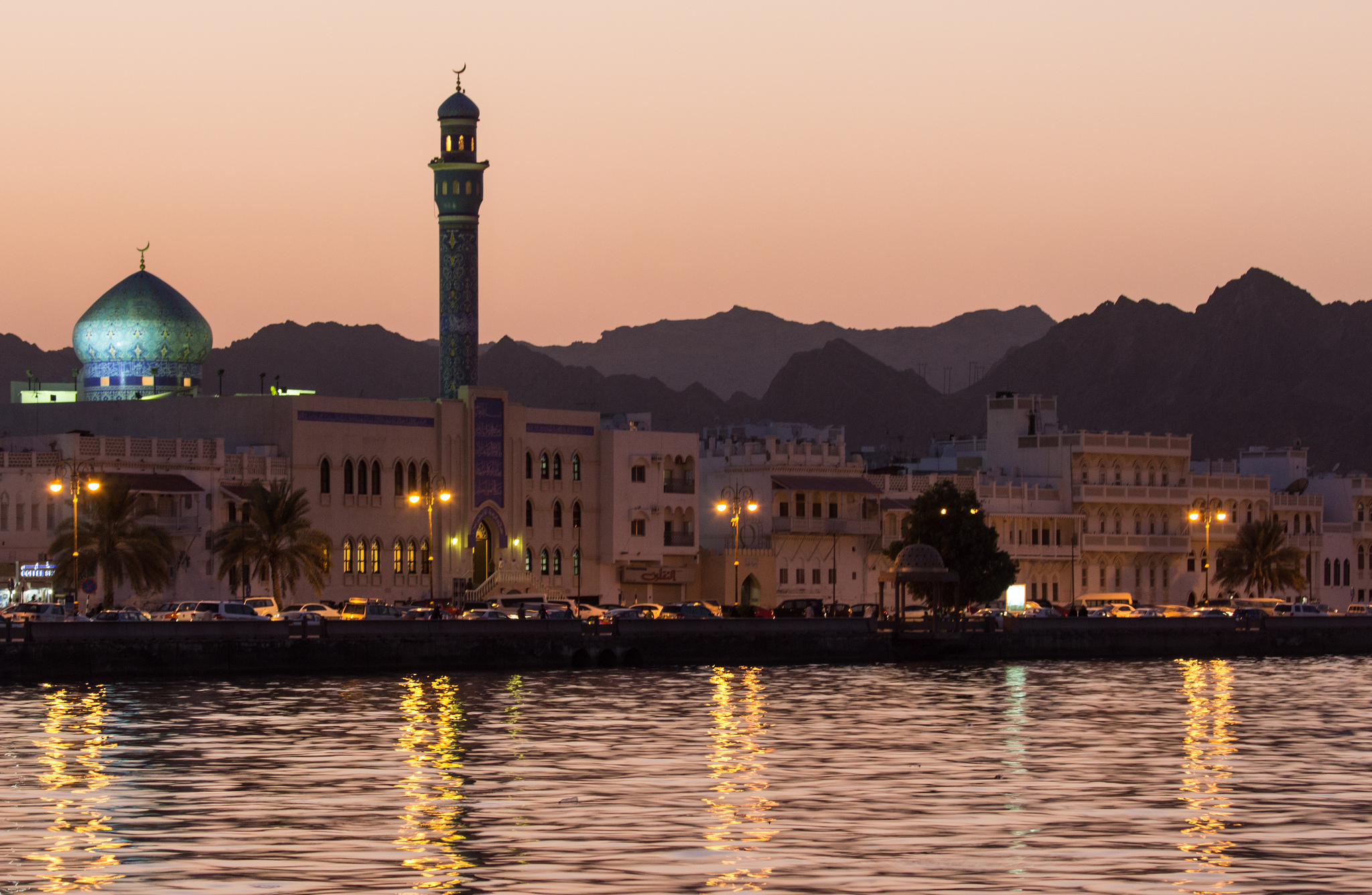 Muscat City In Oman Thousand Wonders