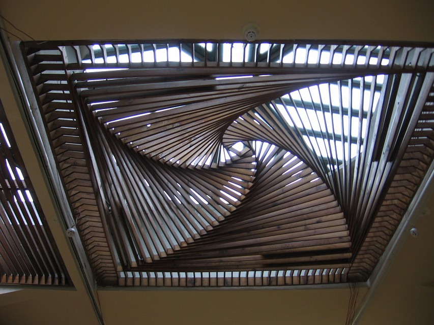Skylight - Museum of Anatolian Civilizations