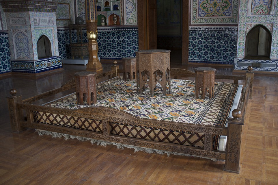 Museum of applied art of Uzbekistan, Tashkent - Museum of Applied Arts