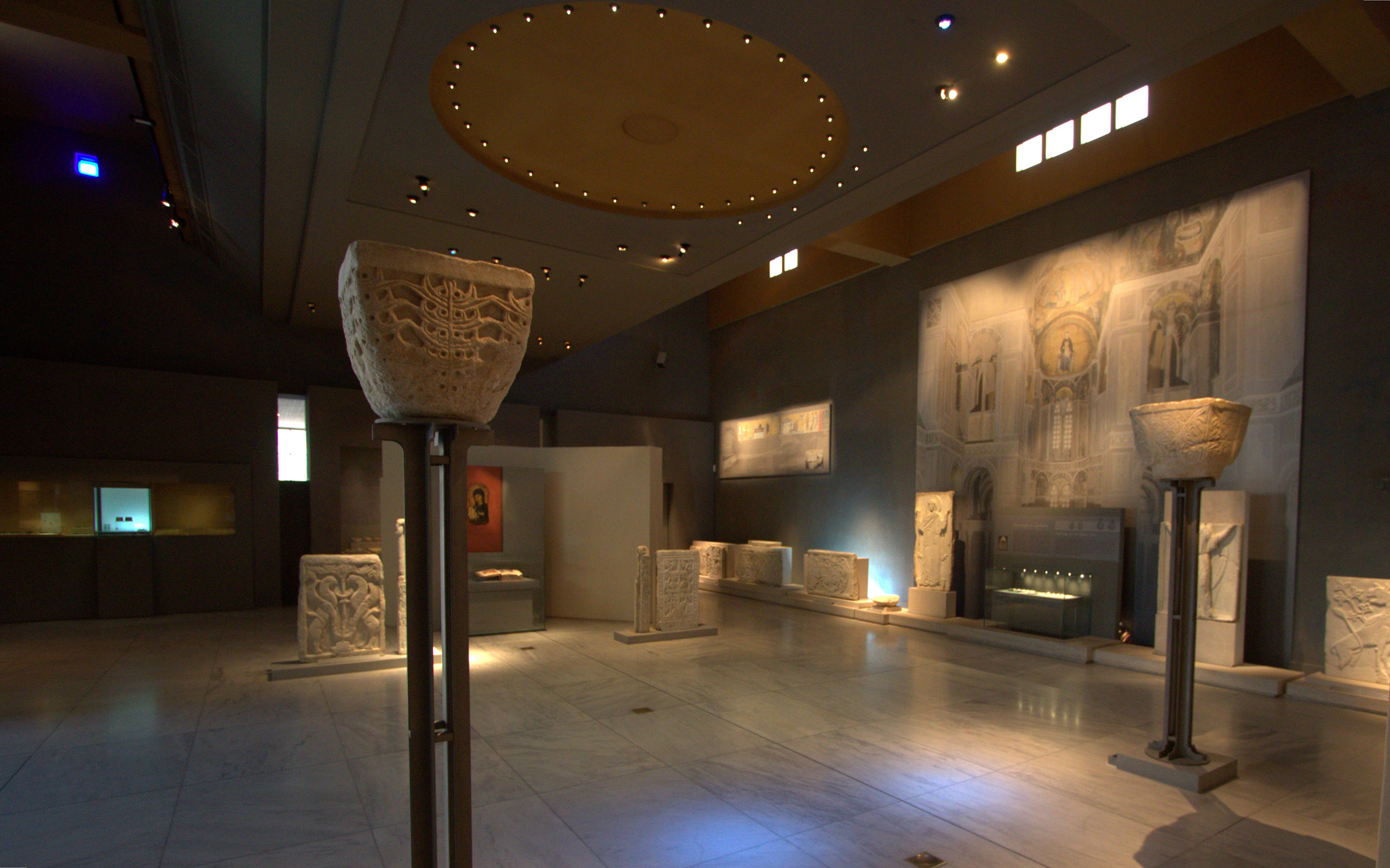 Museum of Byzantine Culture - Museum in Greece - Thousand ...