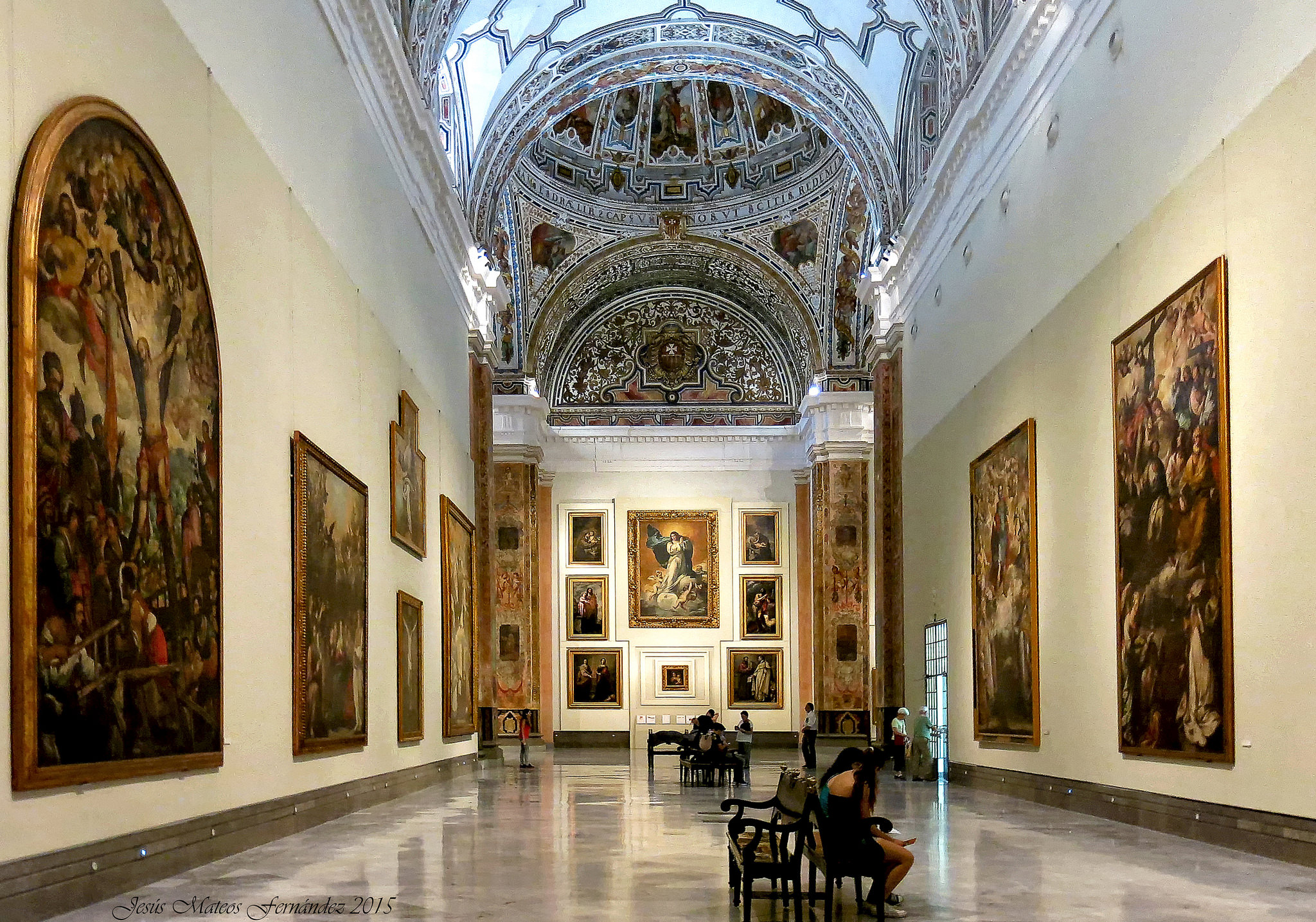 Museum Of Fine Art >> Museum Of Fine Arts Of Seville Museum In Seville Thousand Wonders