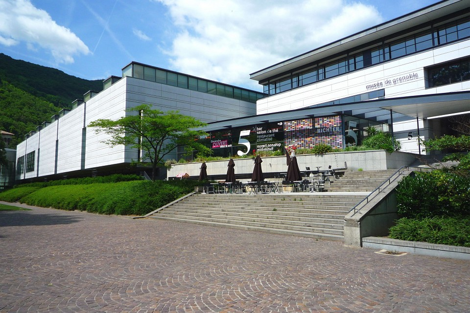 Musee_Grenoble - Museum of Grenoble