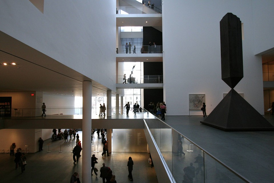 MOMA, New York - Museum of Modern Art
