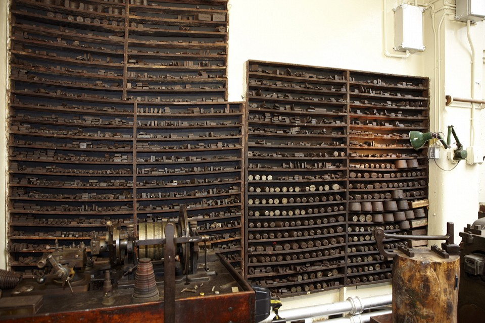 Museum of the Jewellery Quarter - Workshops - Museum of the Jewellery Quarter