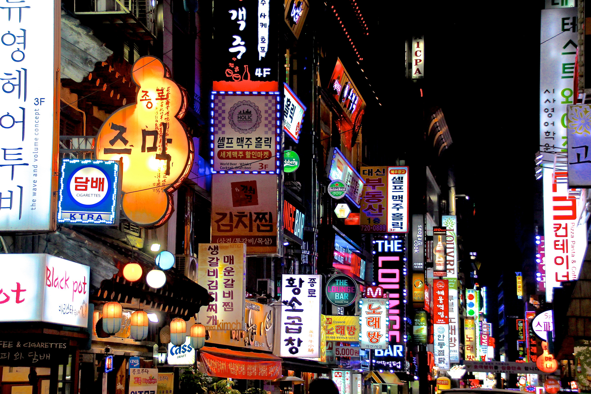 Myeong-dong (명동) | Official Korea Tourism Organization