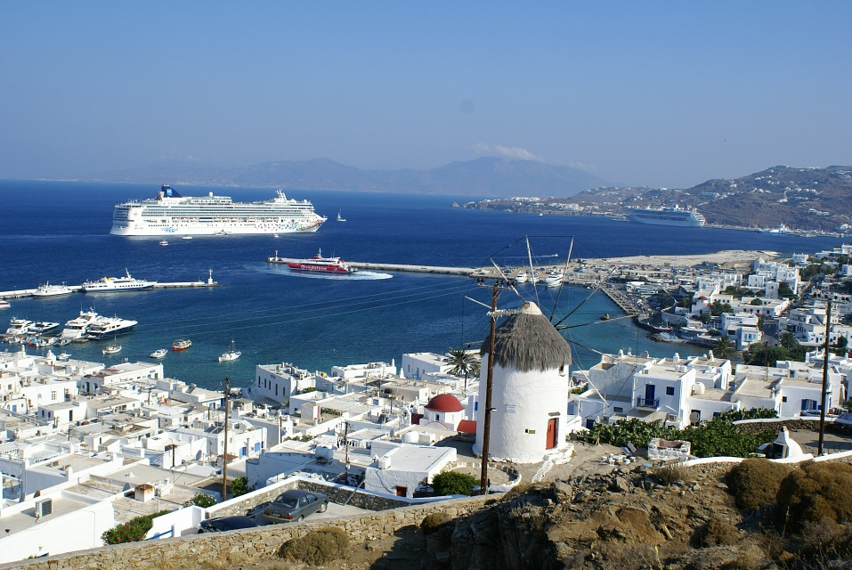 Mykonos, Greece - Mykonos