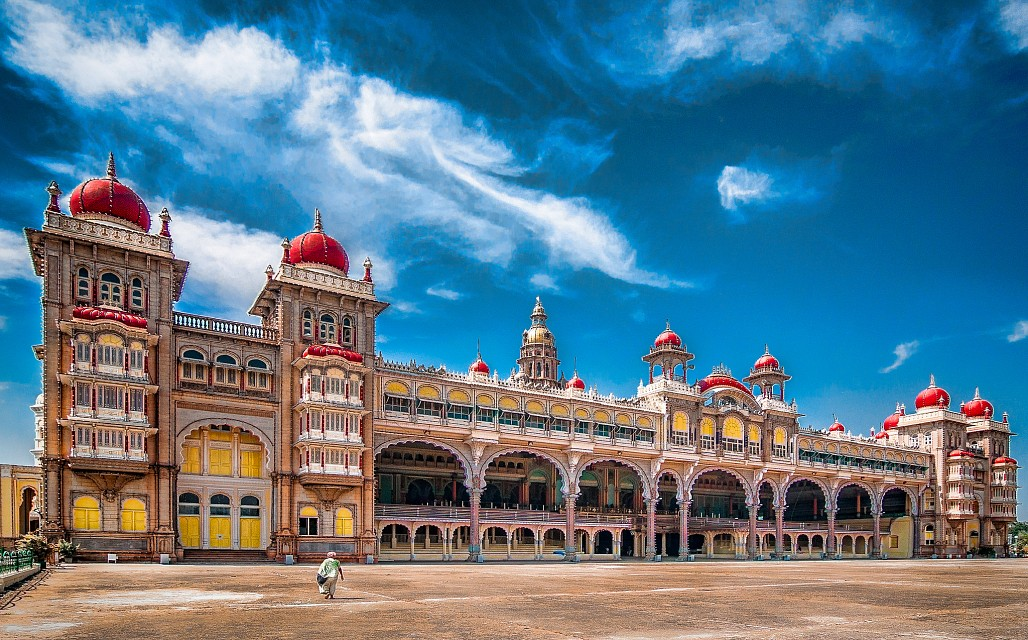 Mysore Palace - India -