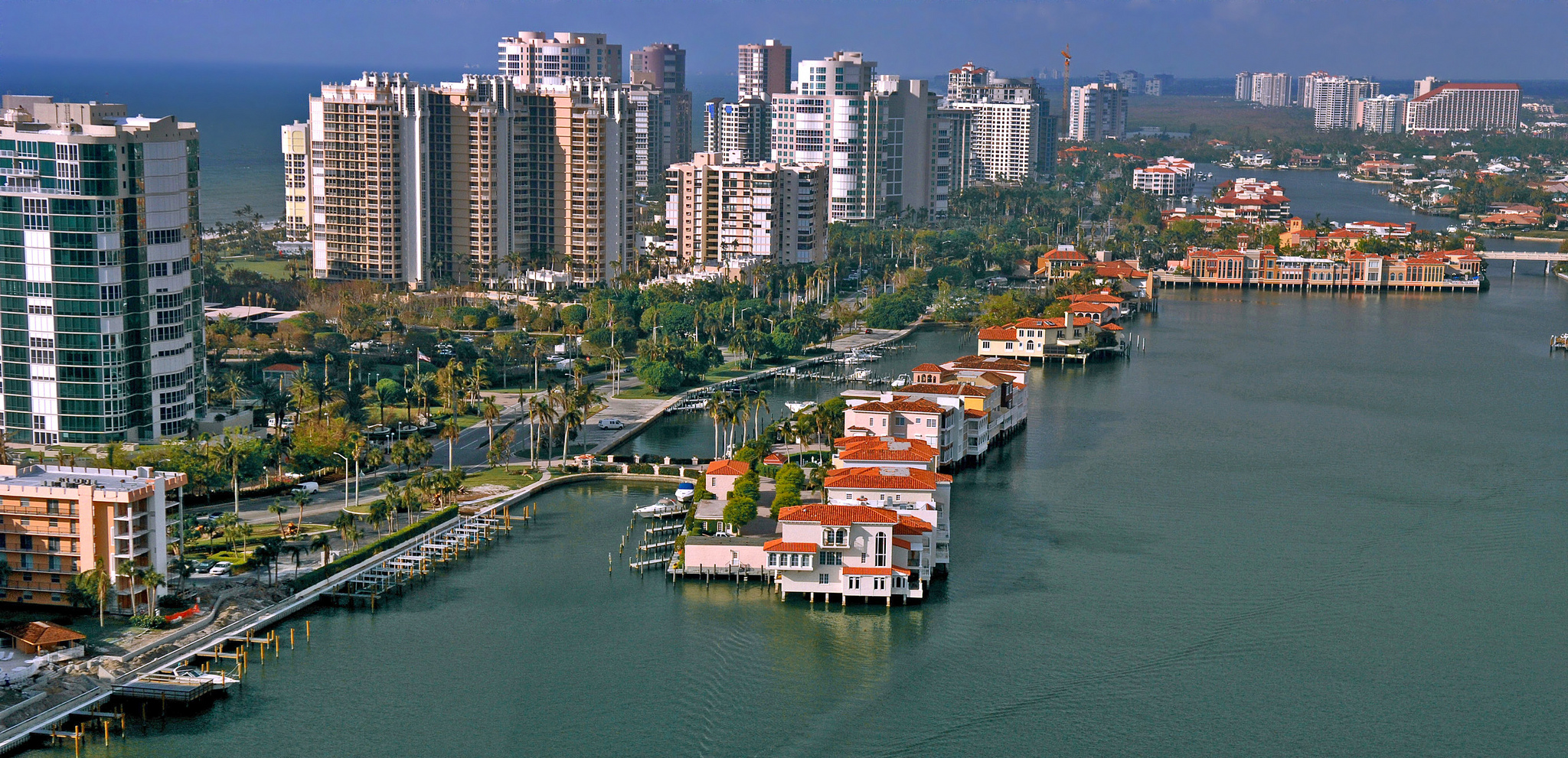 naples florida town in florida sightseeing and