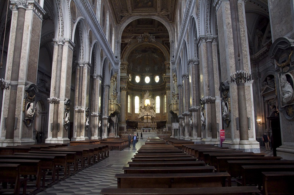 Duomo of Naples - Naples Cathedral