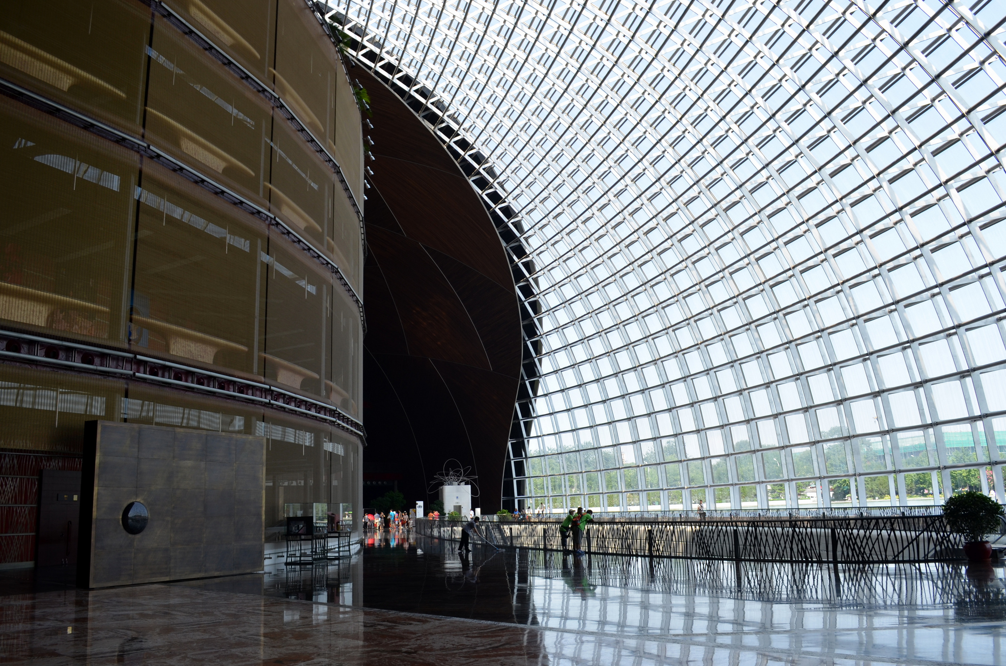 National centre for the performing arts china opera for National centre for the performing arts architecture