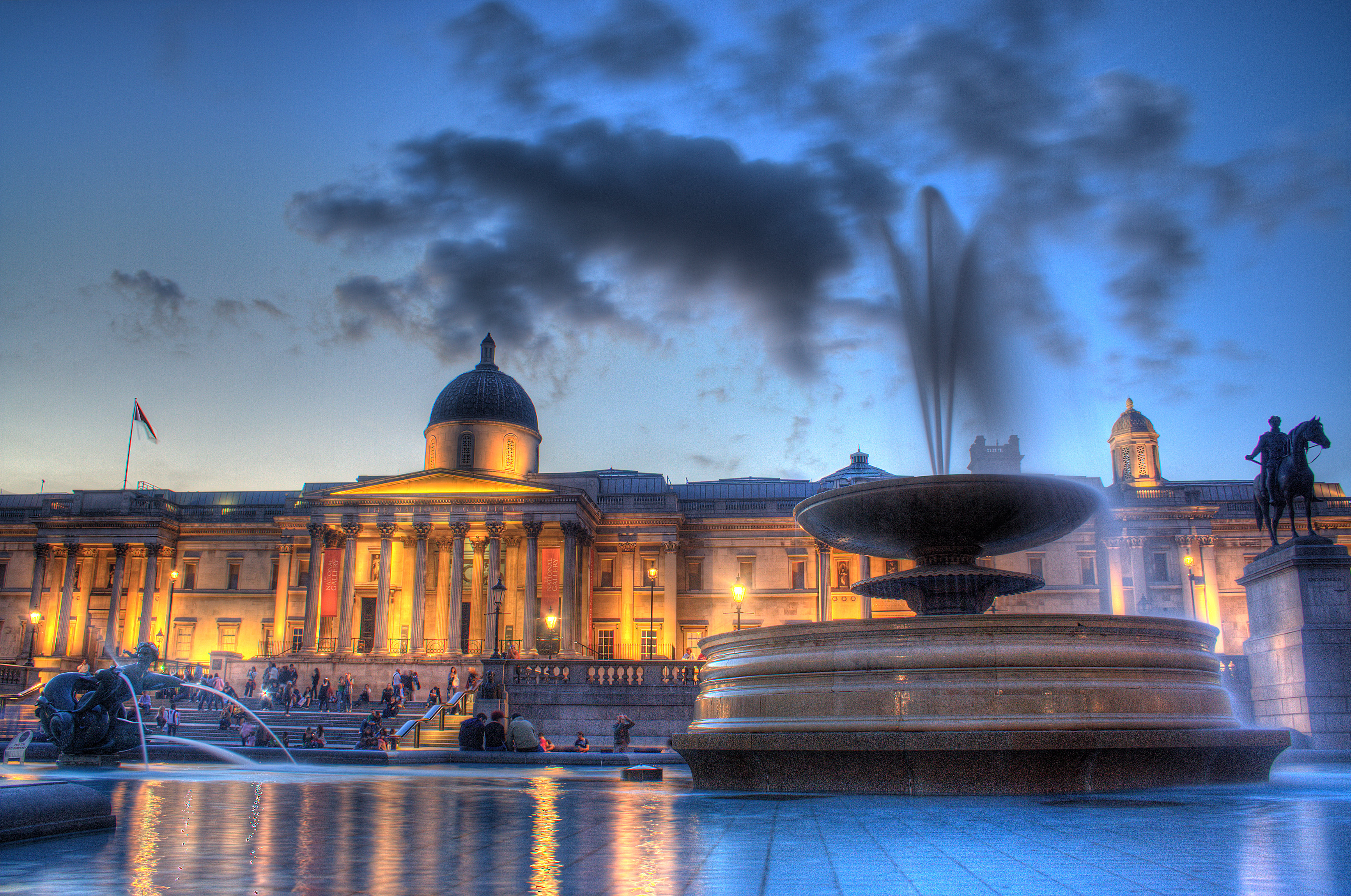 National Gallery - Museum in London - Thousand Wonders