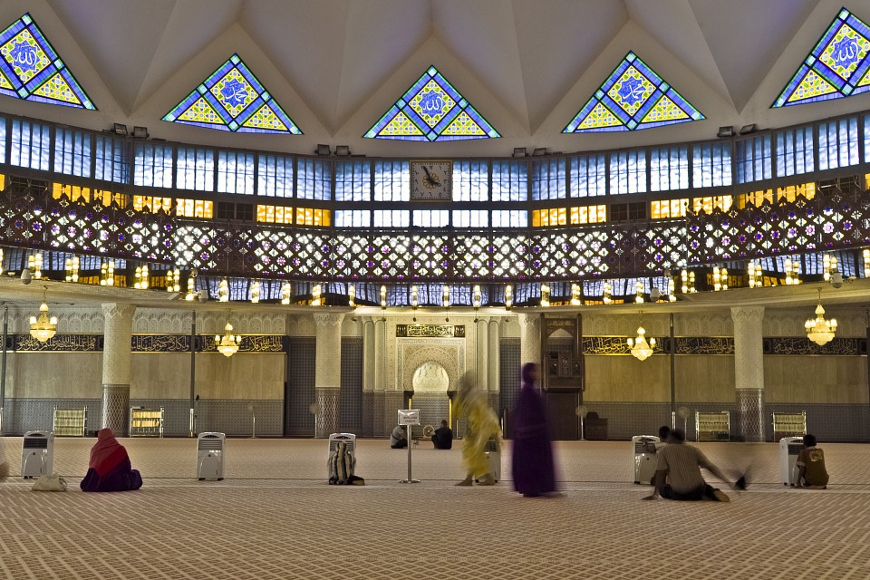 National Mosque of Malaysia #1 - National Mosque of Malaysia