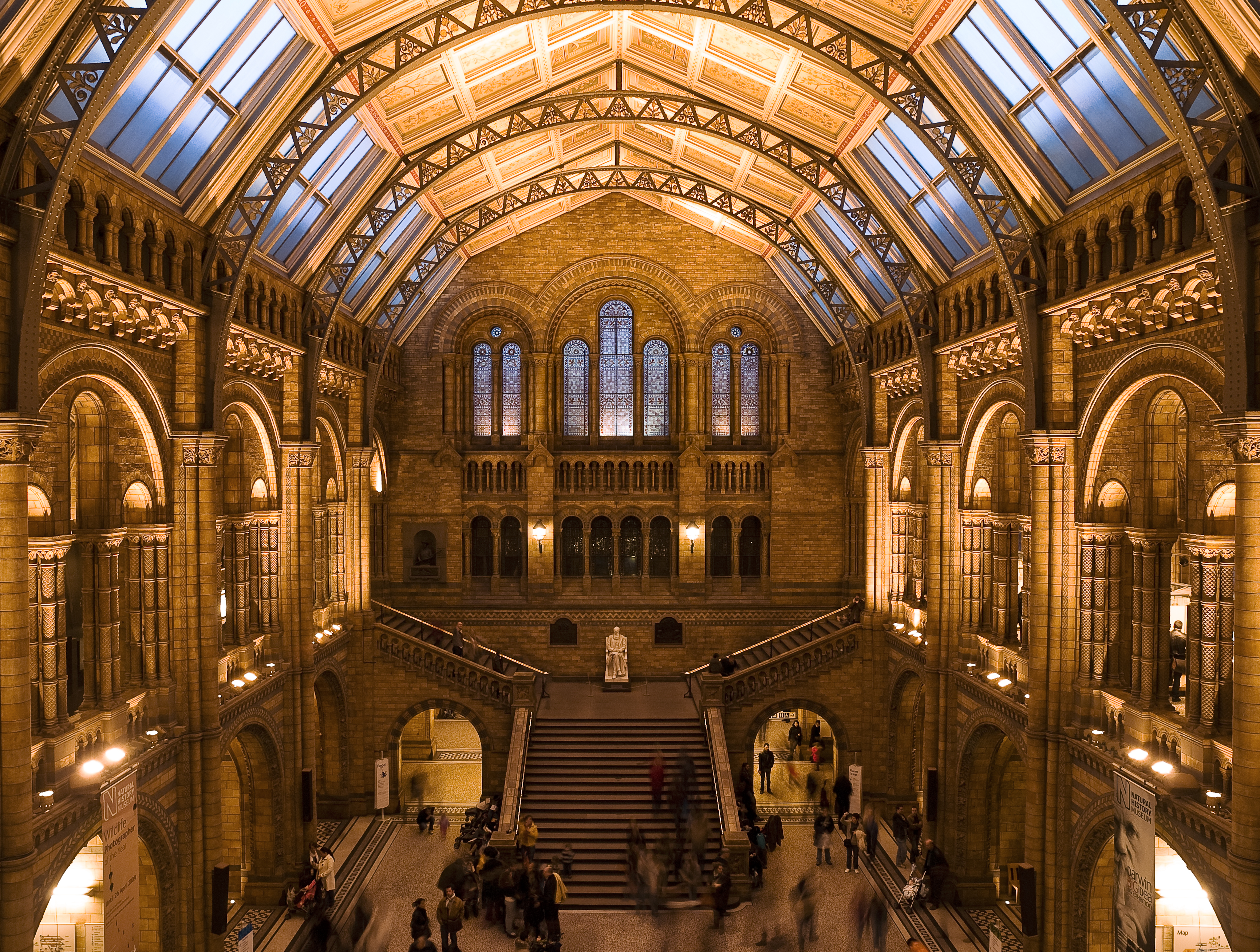 Natural History Museum - Museum in London - Thousand Wonders