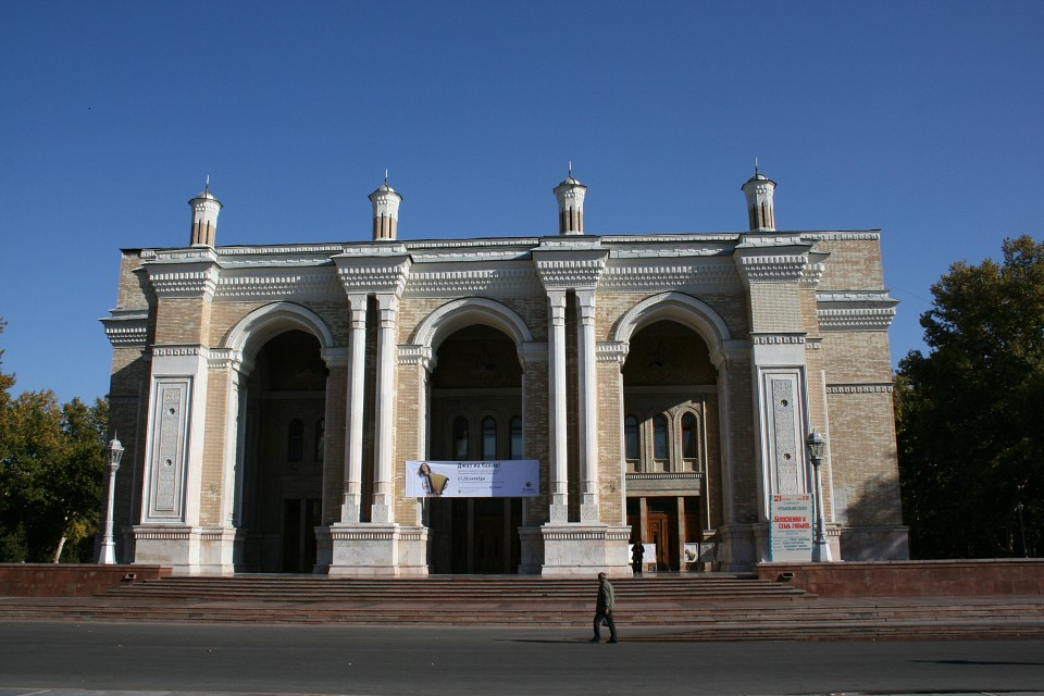 Alisher Navoi Opera House - Navoi Theater