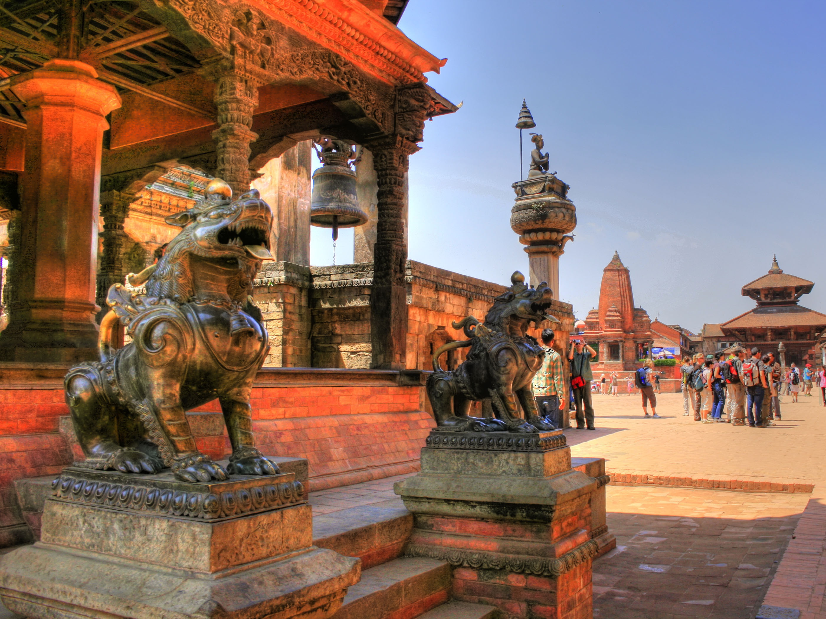 Nepal In Asia Thousand Wonders