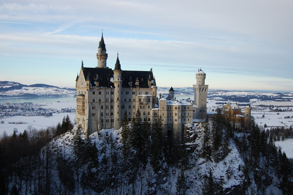 Germany - Neuschwanstein