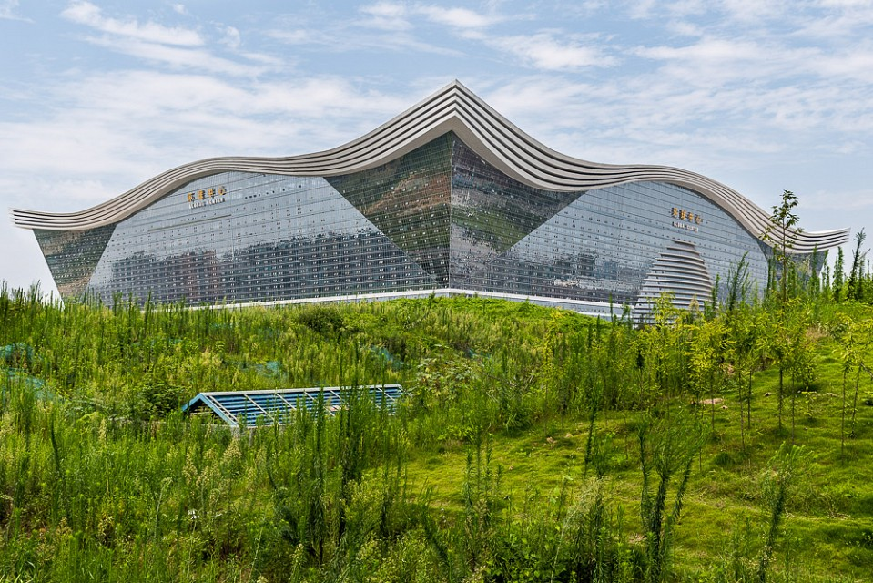 Chengdu – Global Centre - New Century Global Center