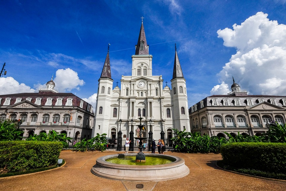 Jackson Square   New Orleans - New Orleans